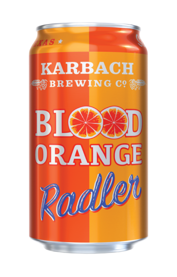 Blood Orange Radler