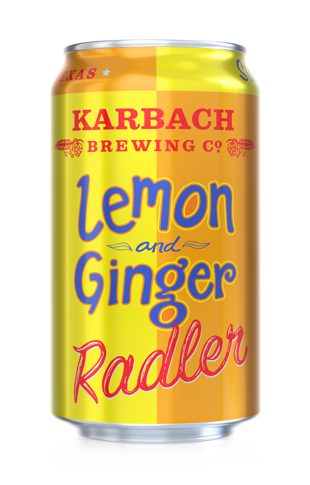 Lemon Amp Ginger Karbach Brewing Co