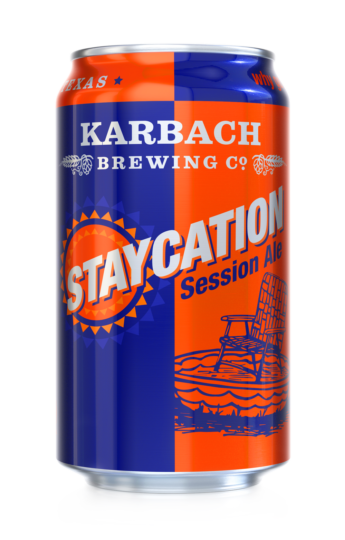 Staycation Session Ale