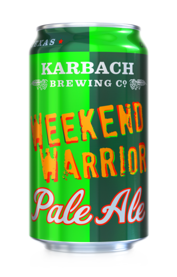 Weekend Warrior Pale Ale