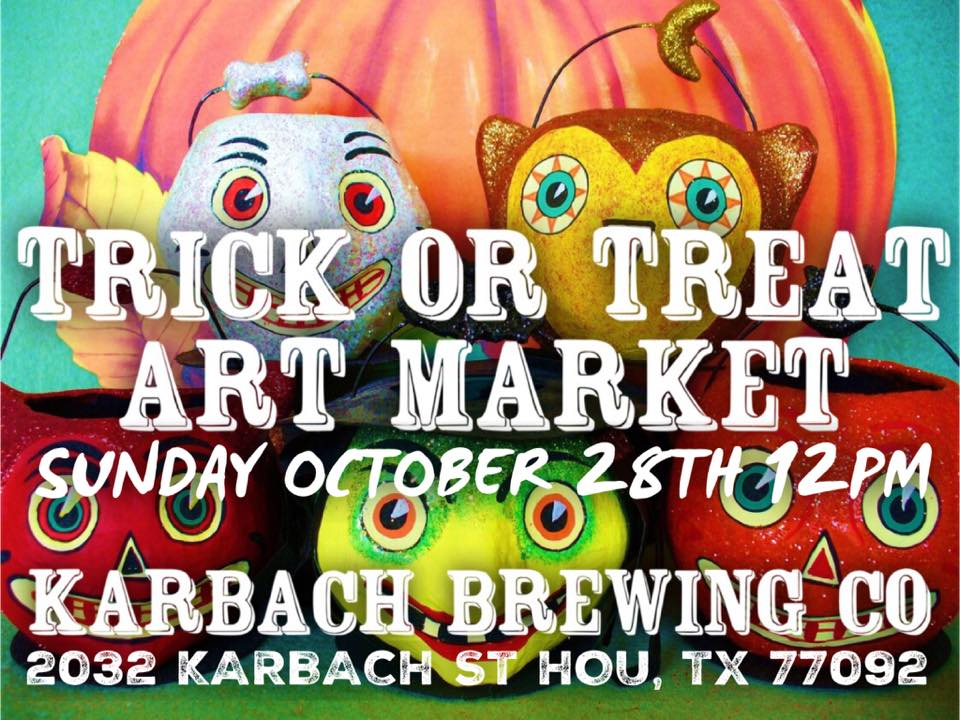 Karbach Art Market Karbach Brewing Co