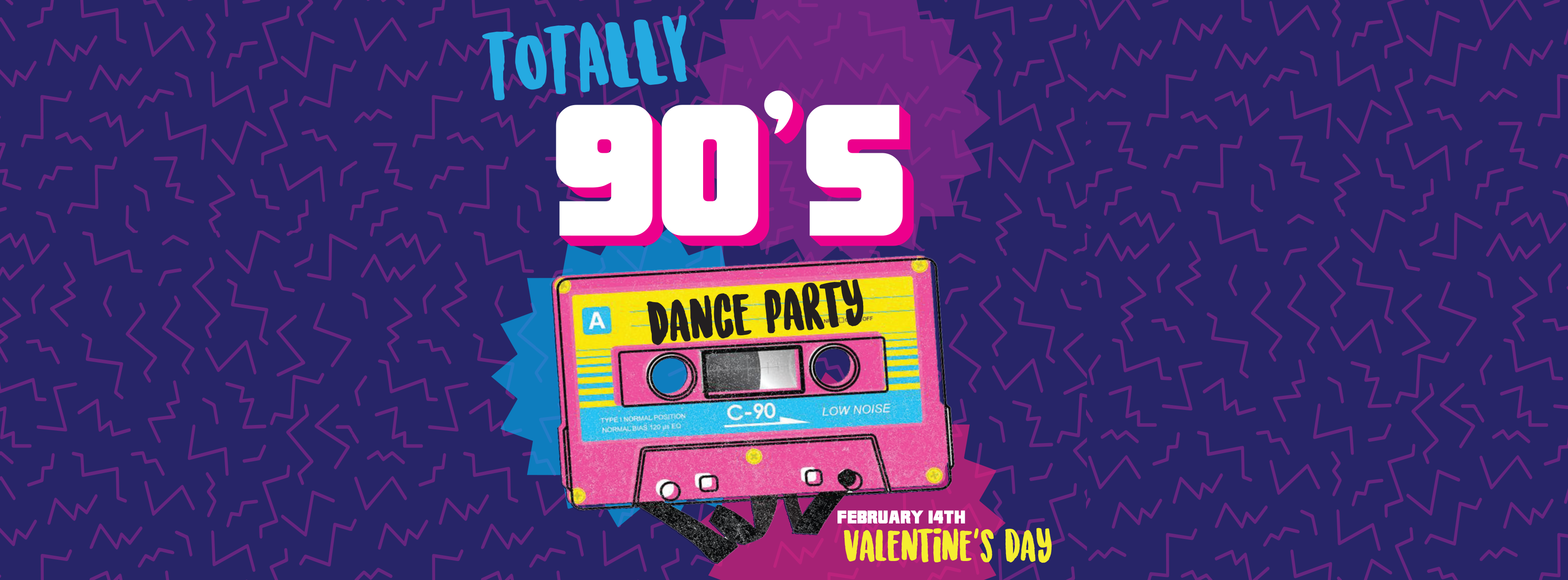 Totally 90s Dance Party Karbach Brewing Co
