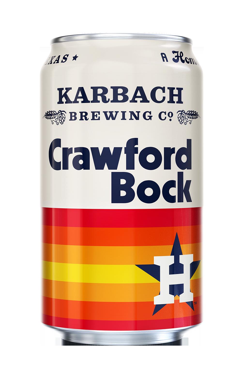 Crawford Bock – Karbach Brewing Co