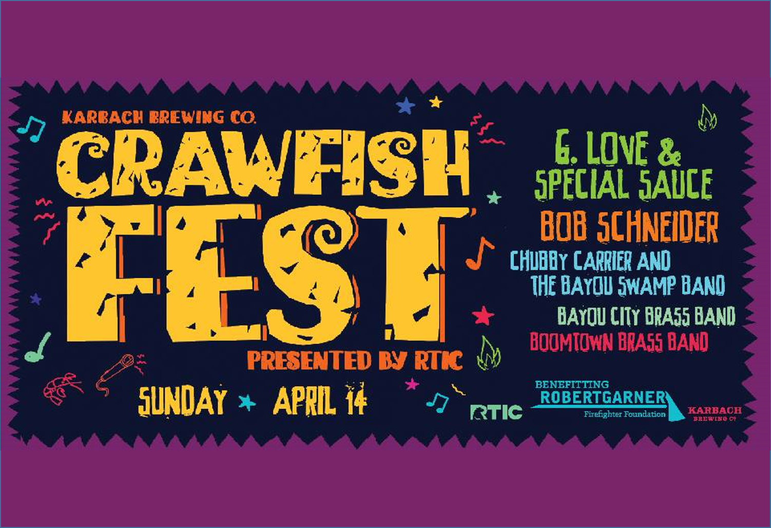 Karbach Crawfish Fest Karbach Brewing Co