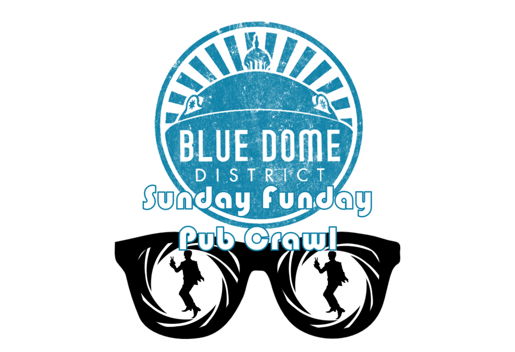 Blue Dome Sunday Funday Pub Crawl Karbach Brewing Co